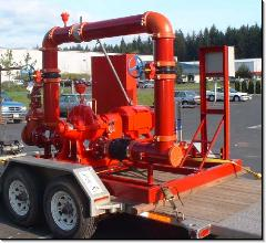 Image of a firepump